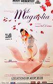 Le Magnolia  Jacques De Decker  Metteur en scène Alain Cerrer Interprétation Alain Cerrer, Karine Dubernet, Ludovic Girard, Ingrid Mareski