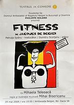 Fitness Auteur Jacques De Decker en roumain