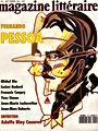 «Magazine littéraire 291 septembre un dossier Pessoa dirigé par Gérard de Cortanze