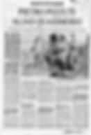 Mercredi 17 juillet 1991(620) PIETRO PIZZUTI ALIAS QUASIMODO De Frankenstein au sonneur de Notre-Dame, acteur-auteur-professeur aimant les monstres