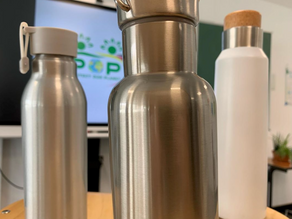 Auswahl Trinkwasserflaschen (20. April ´21)