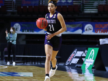 Women's Basketball: 'Cats Fall to 'Jacks in First Round