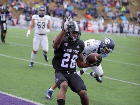 FOOTBALL: 'Cats Grind Out 18-13 Victory Over Scrappy Aggies