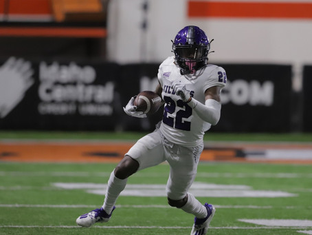 Back in Grand Style: Wildcats Overwhelm Bengals 49-21