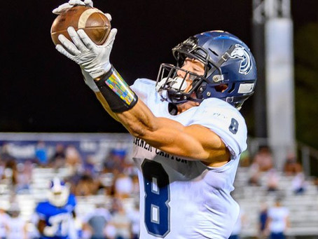 RECRUITING: Record Breaking Receiver Loves Weber State