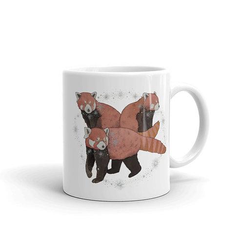 Red Pandas Mug