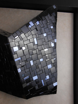 Kuro Piegare 8132 (4) Black Grey Metal P