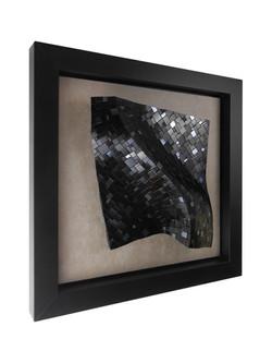 Kuro Piegare 8133 (2) Black Grey Metal P