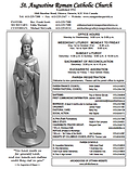 Link to St. Augustine's Parish Bulletin