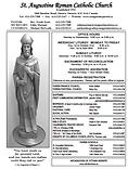 Link to St. Augustine's Parish Bulletin