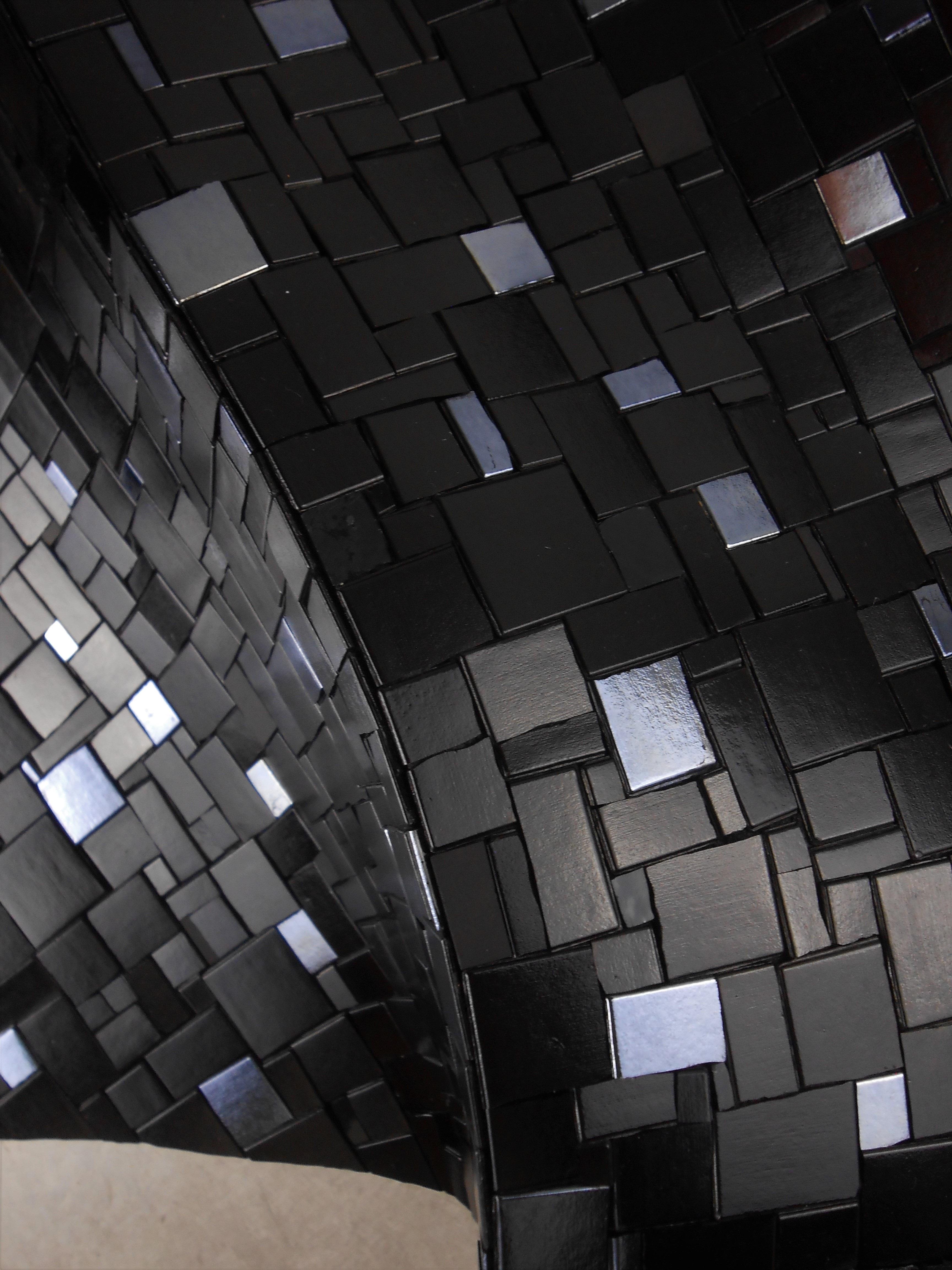 Kuro Piegare 8133 (4) Black Grey Metal P