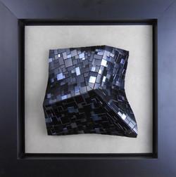 Kuro Piegare 8126 (1) Black Grey Metal P