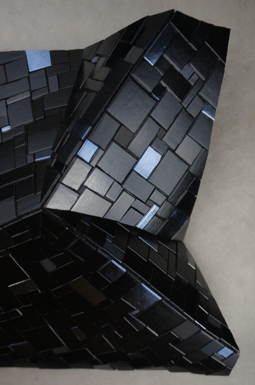Kuro Piegare 8134 (4) Black Grey Metal P
