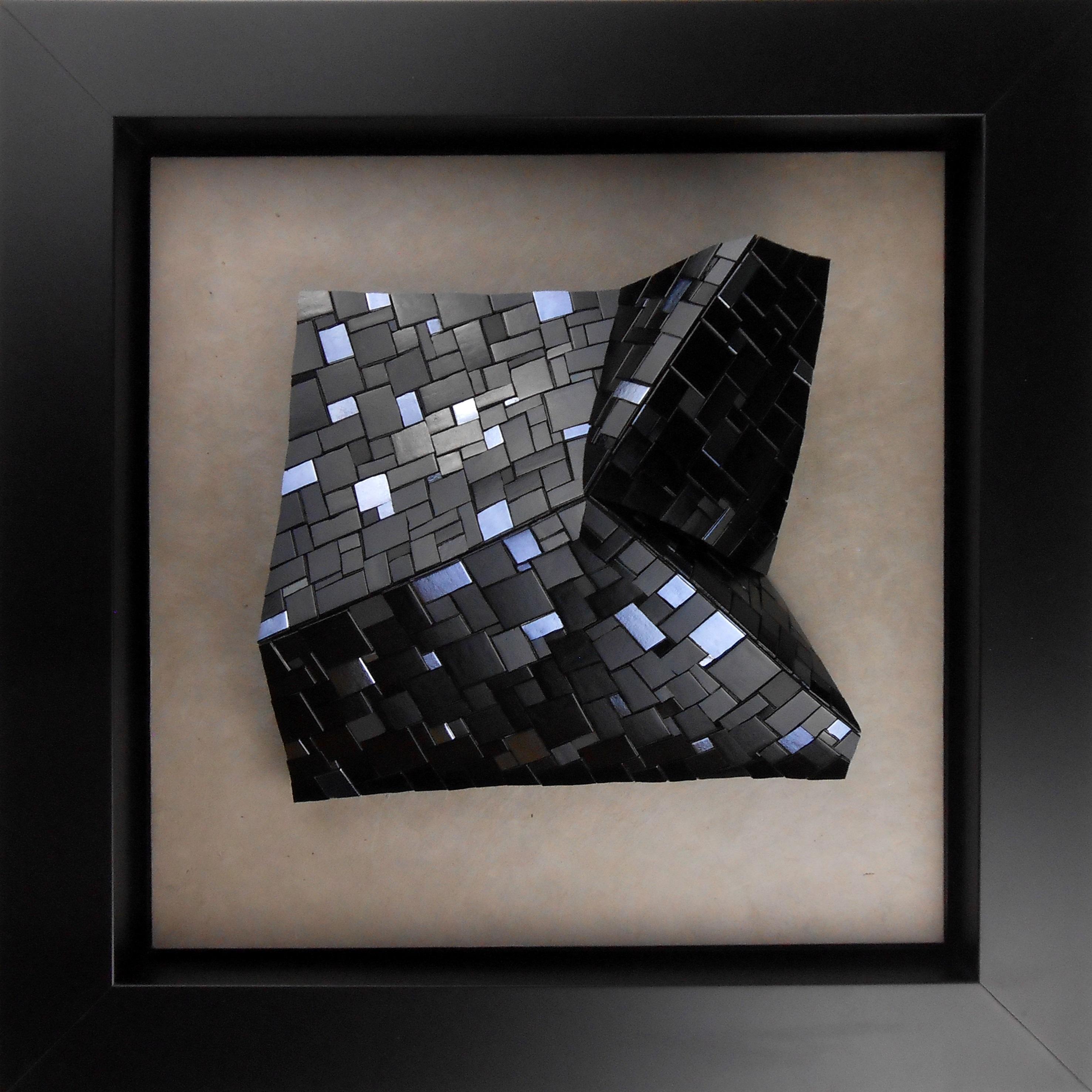 Kuro Piegare 8134 (2) Black Grey Metal P