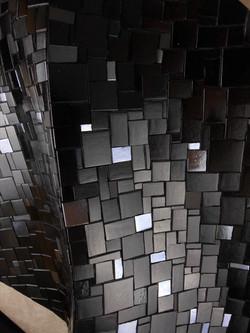 Kuro Piegare 8133 (6) Black Grey Metal P