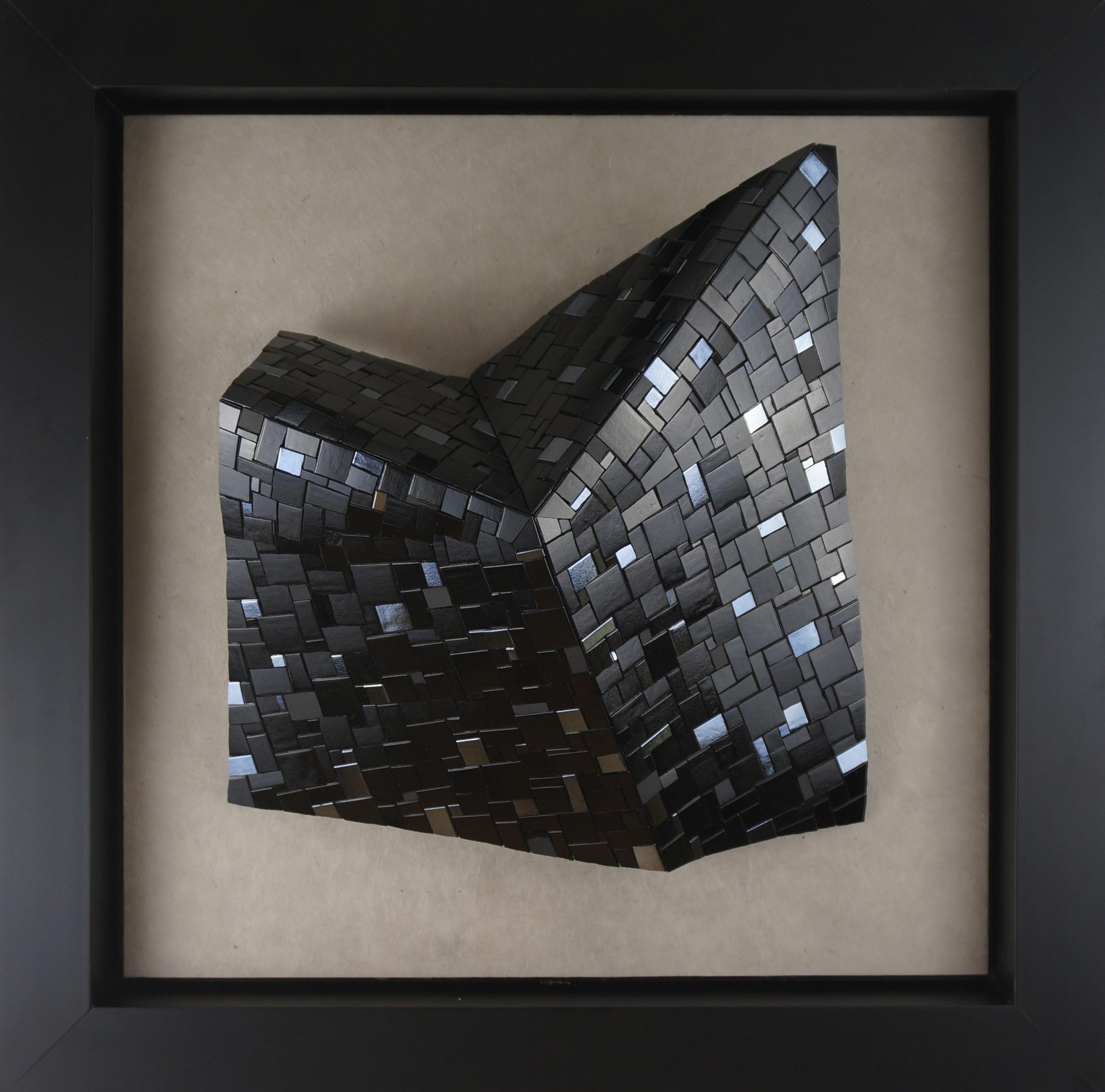 Kuro Piegare 8132 (2) Black Grey Metal P