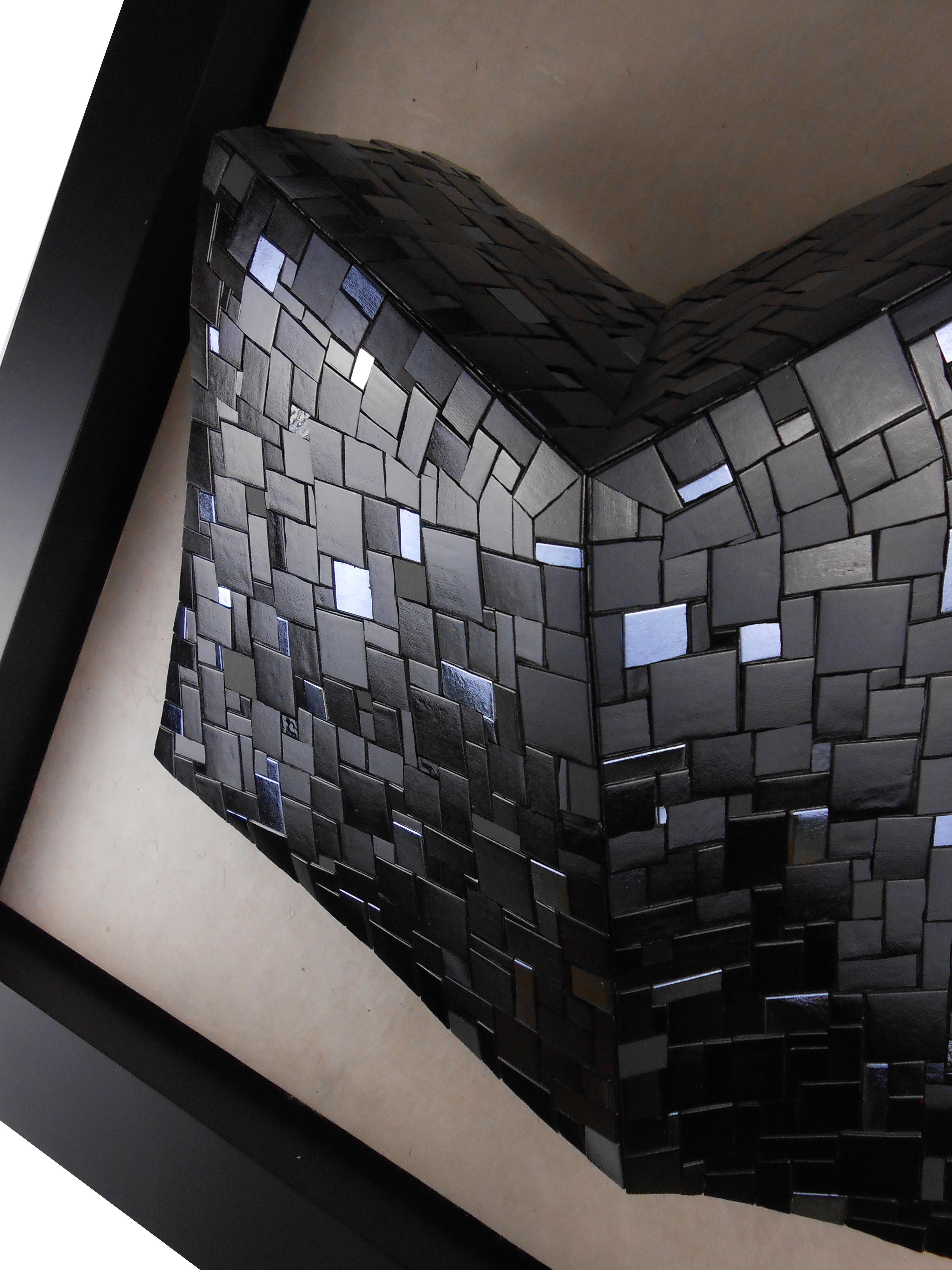 Kuro Piegare 8132 (6) Black Grey Metal P