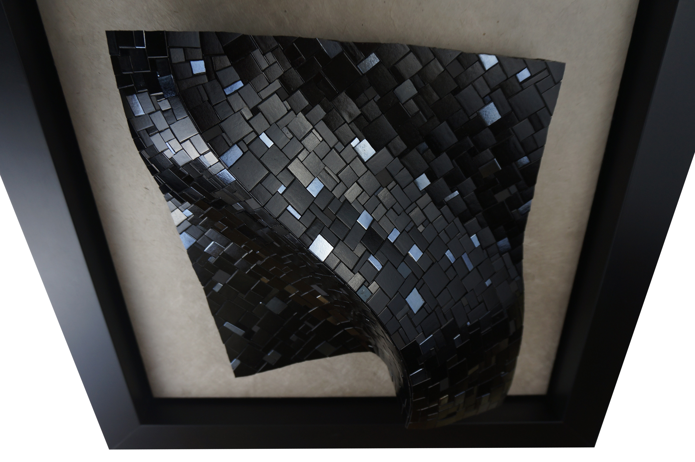 Kuro Piegare 8133 (3) Black Grey Metal P