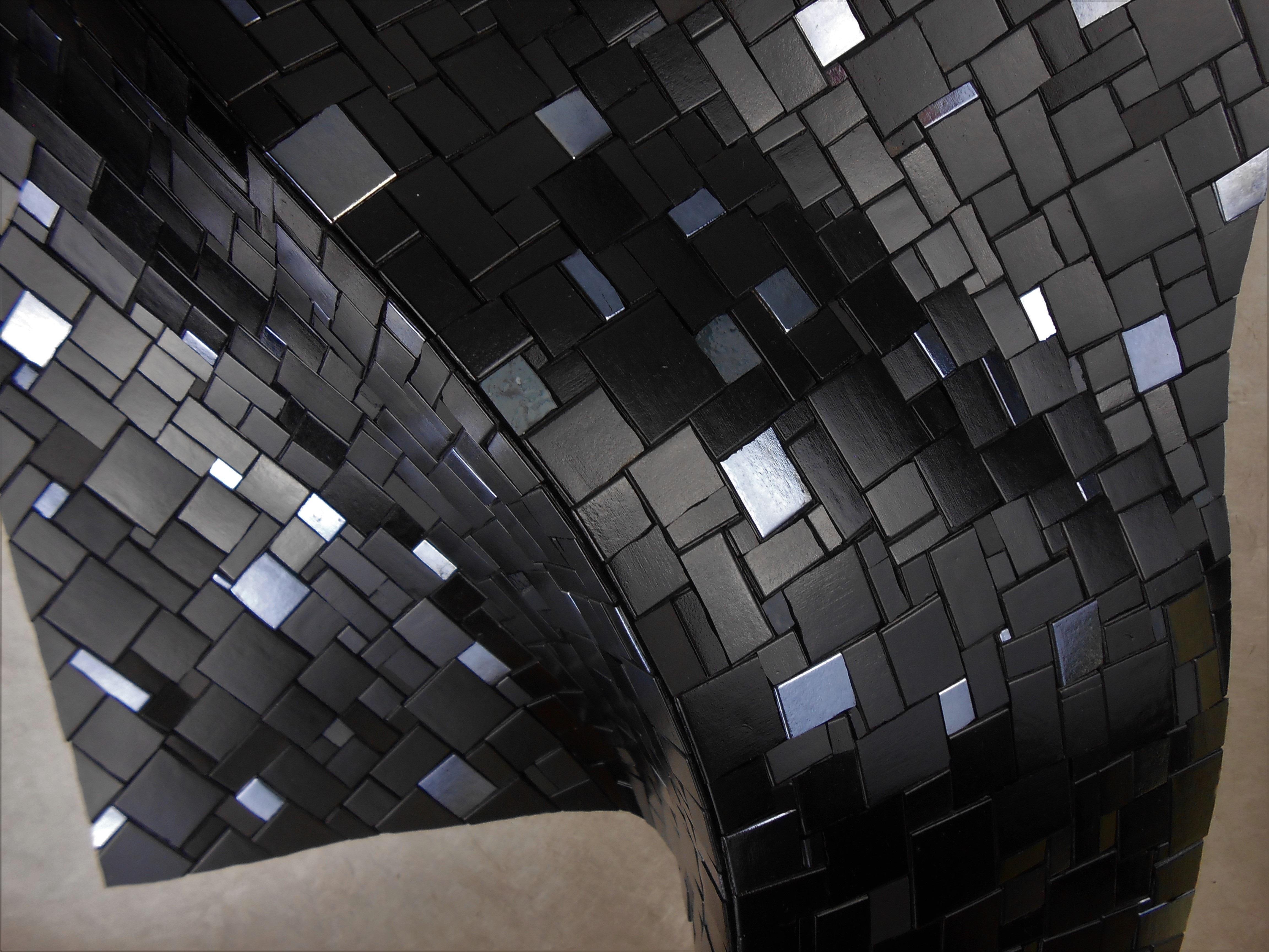 Kuro Piegare 8133 (7) Black Grey Metal P