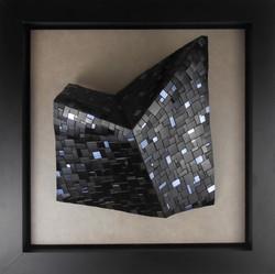 Kuro Piegare 8132 (1) Black Grey Metal P