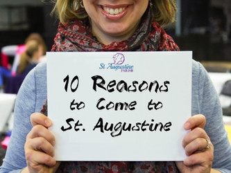 10 Reasons to Come To St. Augustine