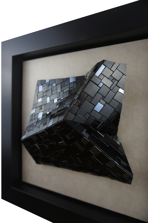 Kuro Piegare 8134 (6) Black Grey Metal P