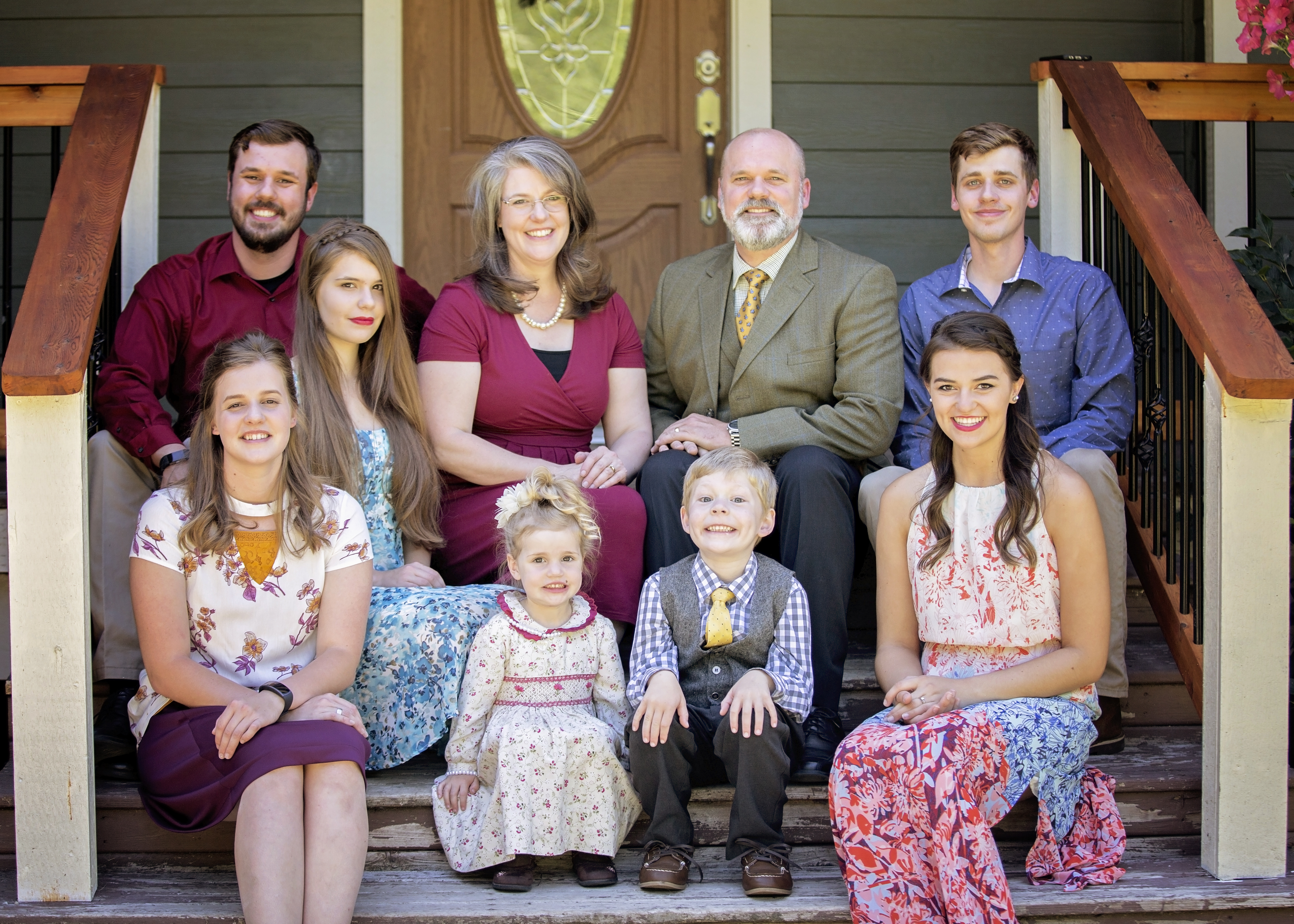 The Jackson Family (1)