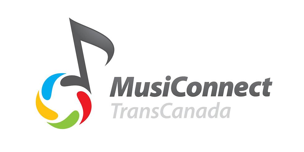 Rencontres Professionnelles MusiConnect TransCanada - QUEBEC QC (1)