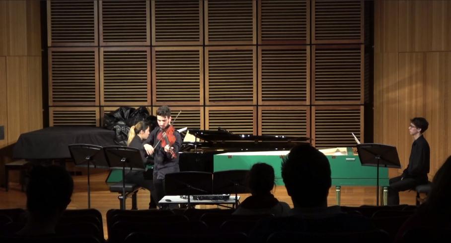 Final Viola Recital