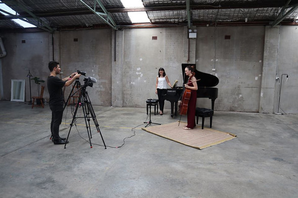 Sydney Sessions Filming