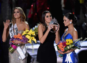 Does Miss Colombia have legal claims for her public humiliation?