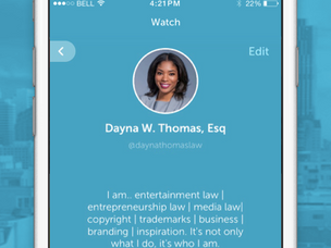 Join Attorney Thomas on Periscope!