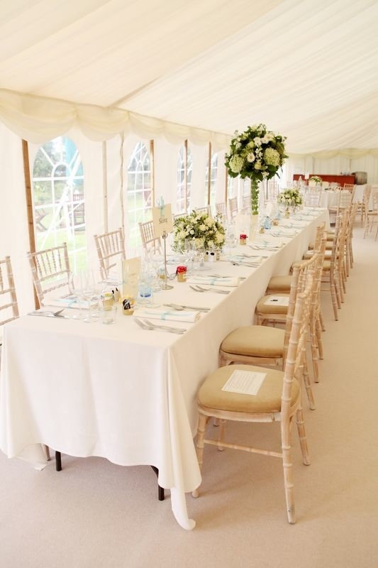 Hire A Marquee In The Grounds