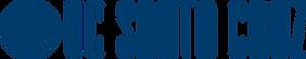 UC Santa Cruz Logo - Primary - Blue RGB.