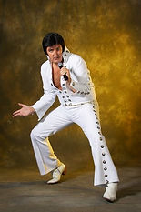 Alvin - the Ultimate Elvis tribute
