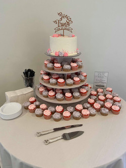Joe & Trina's Cake 1