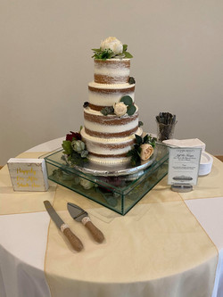 Barr's Wedding Cake 1