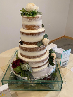 Barr's Wedding Cake 2