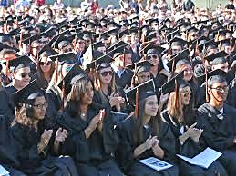 Almost alumni!