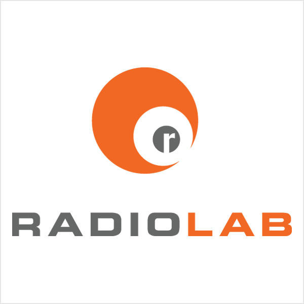 Radiolab podcast logo from NPR public radio