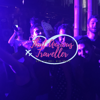 Partying Abroad: Letting Loose with Anxiety