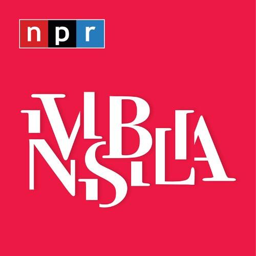 Invisibilia podcast logo from NPR public radio