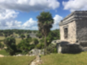 Tulum's Mayan Ruins in Mexico's Riviera Maya