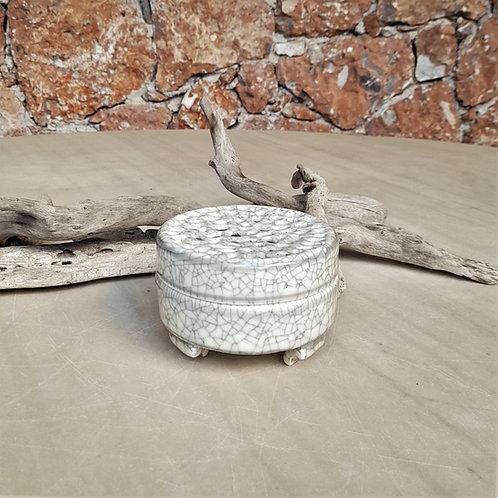 Porcelain Decorative Pyxis