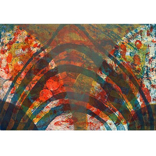 contemporary Greek art mixed media Dimosthenis Bogiatzis