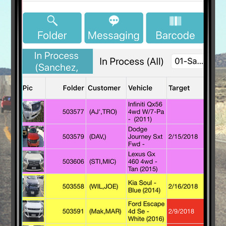 Nexsyis Collision Launches iOS Mobile Production Application