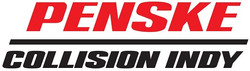 Penske Collision Indy