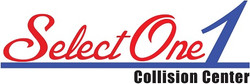 Select One Collision Centers