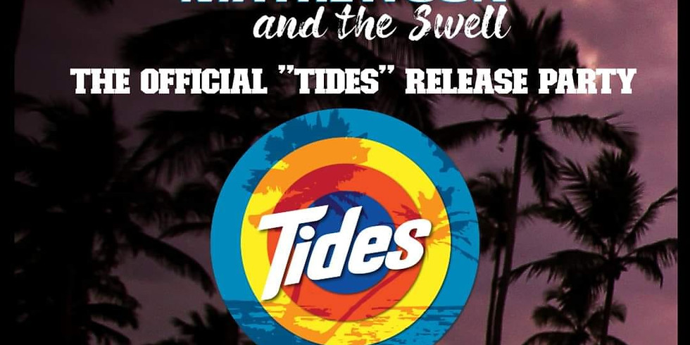 """Barry Mathewson and the Swell """"Tides"""" Album Release Party @ Gottrocks"""