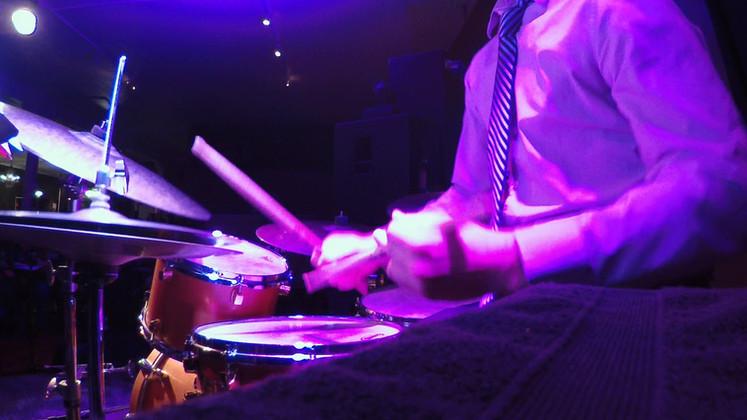 Dance You Monster To My Soft Song (Maria Schneider) - Schwob Jazz Orchestra - Zoom Q2n Drum Cam